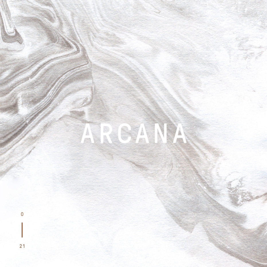 Arcana - Prive Shoe Label