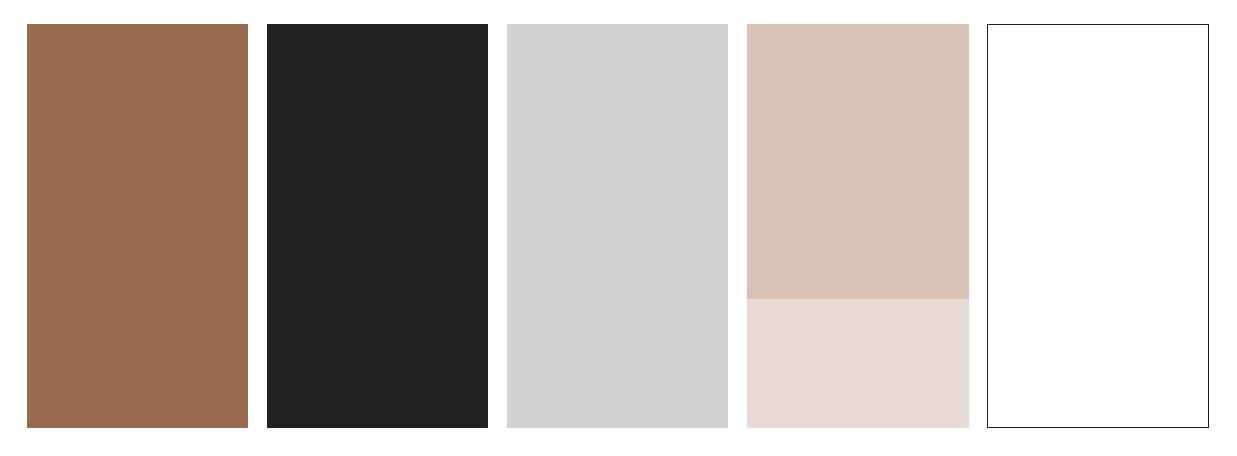 Arcana Colour Palette