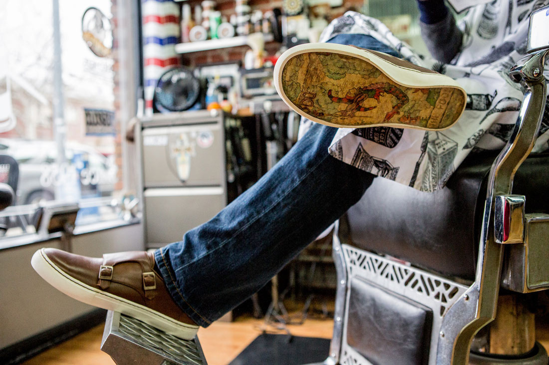Arcana Private Label Shoe Line