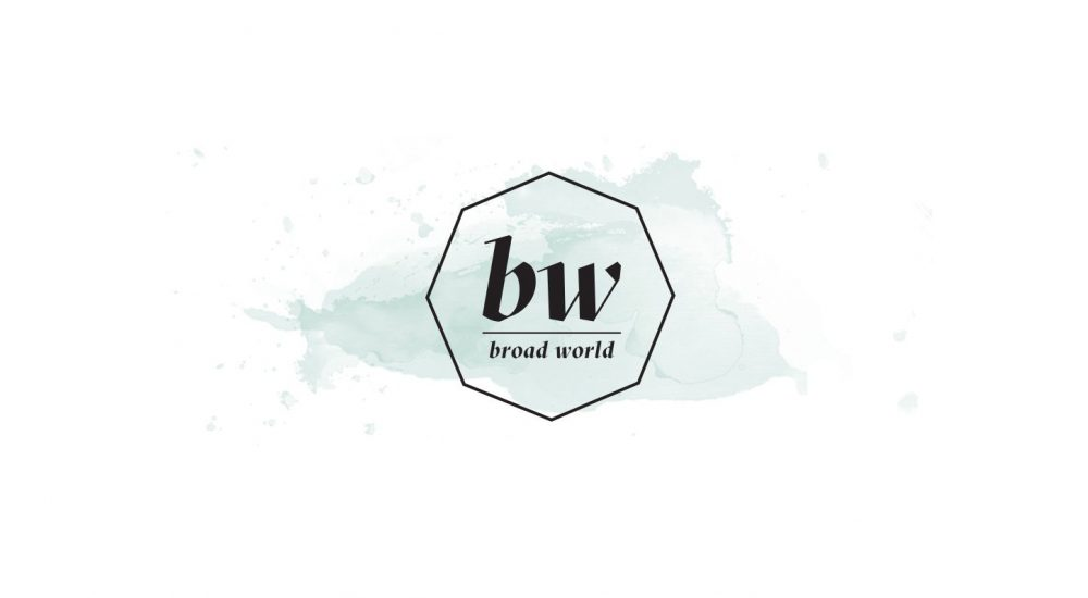 Broad World Blog Logo