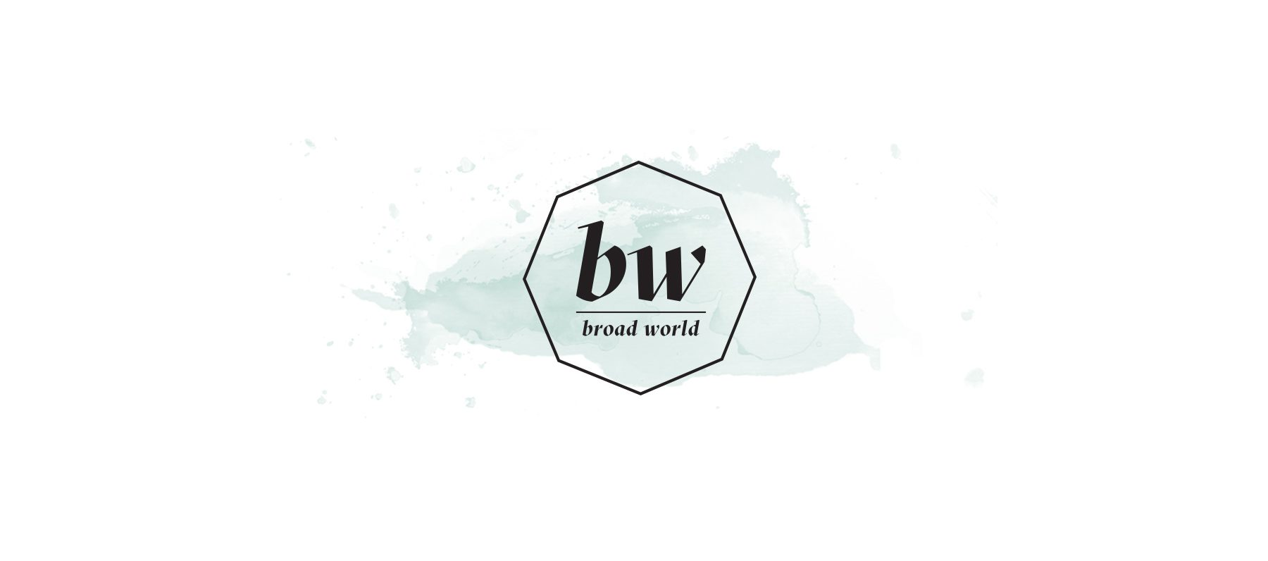 Broad World - Logo