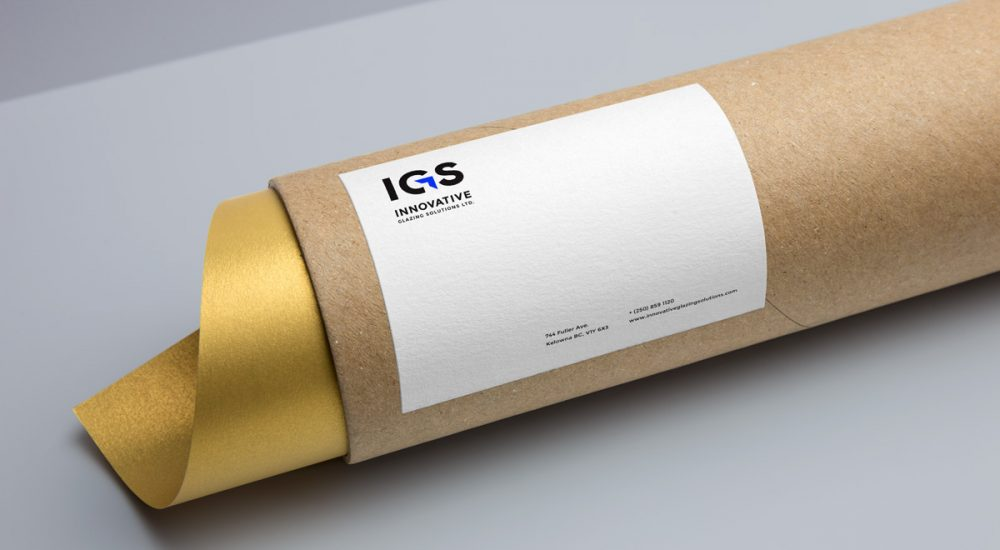 Innovative Glazing Solutions - Packaging Tube