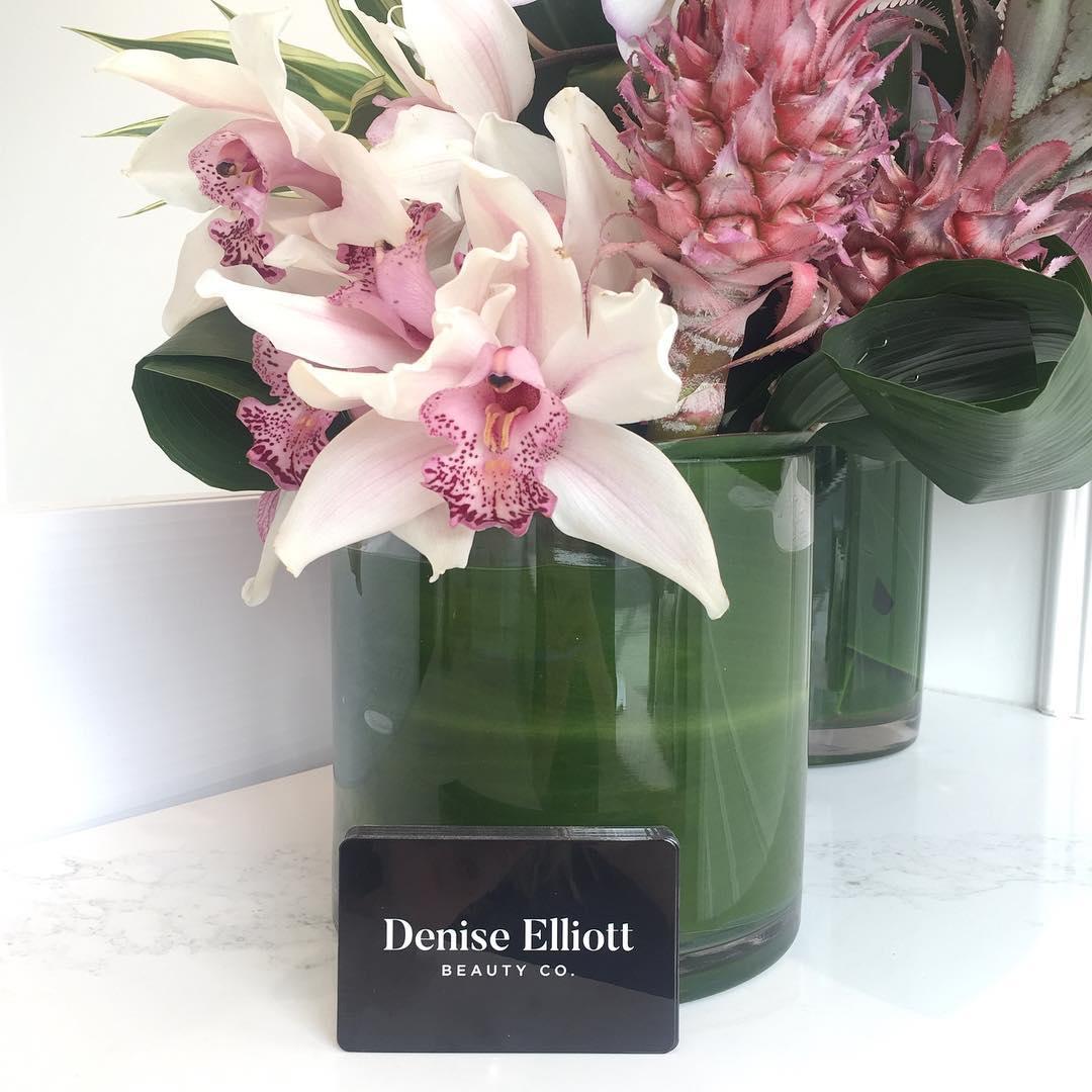 Denise Elliott Gift Card - Print Material