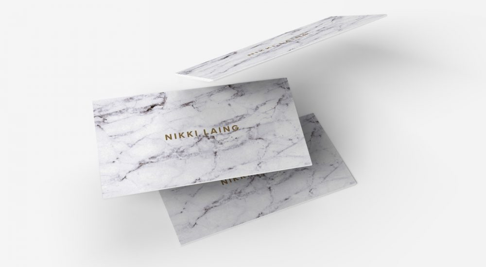 Nikki Laing Business Cards