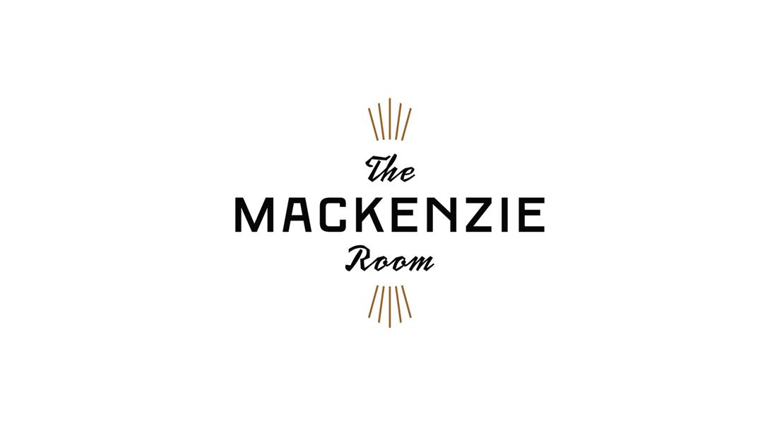 The Mackenzie Room Logo | Branding | Print
