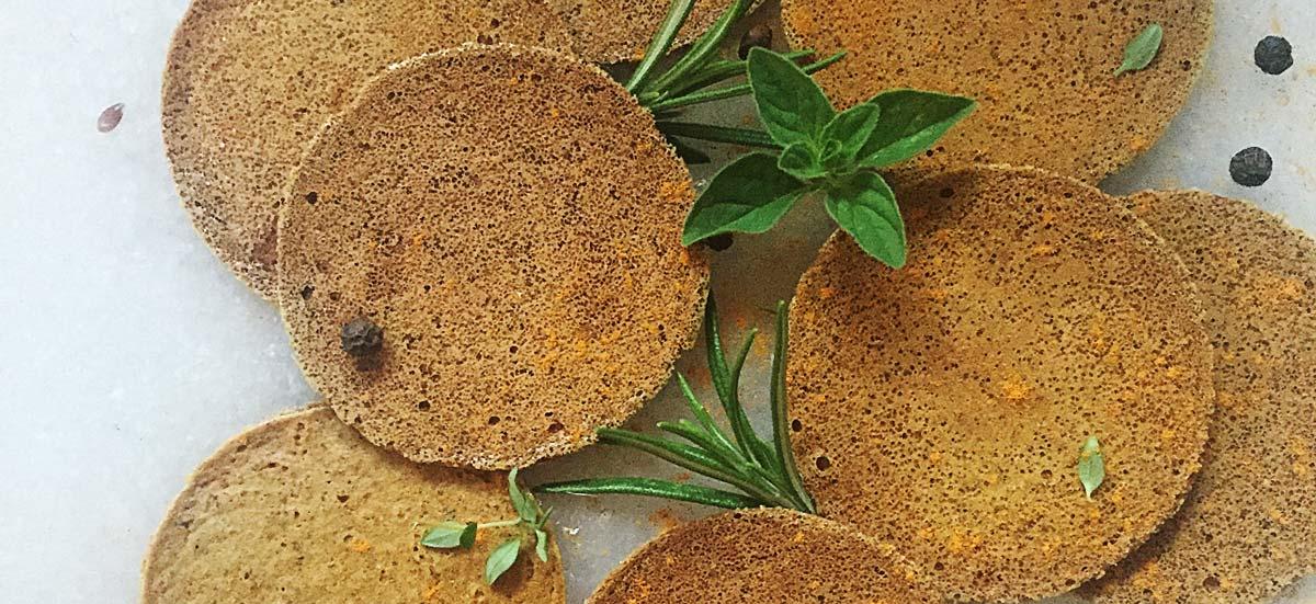 Pastiche - crackers