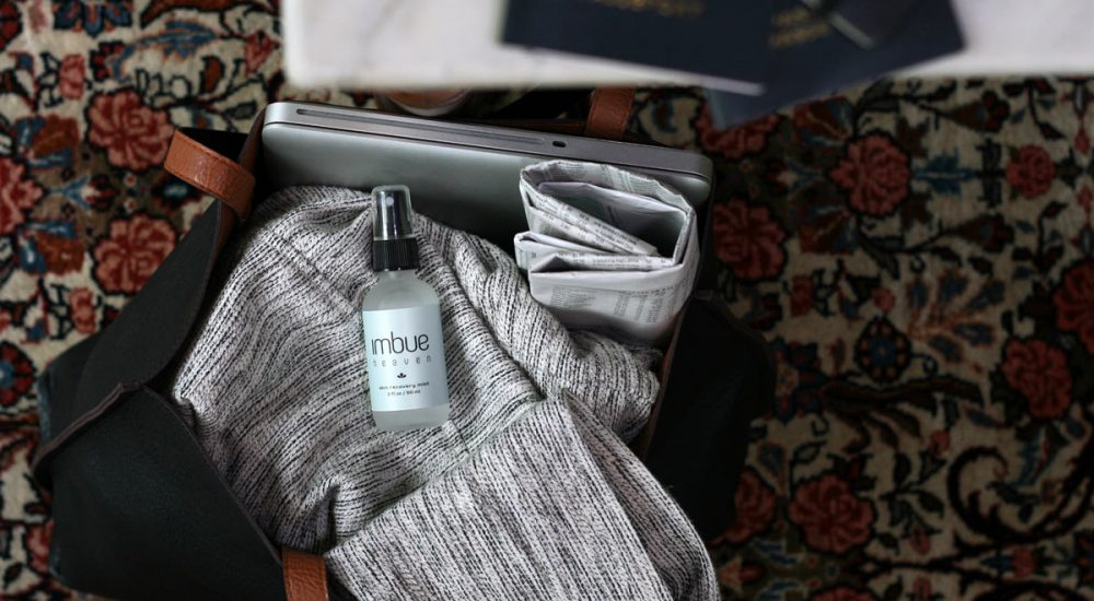 Imbue Goods - Heaven in Traveling Bag