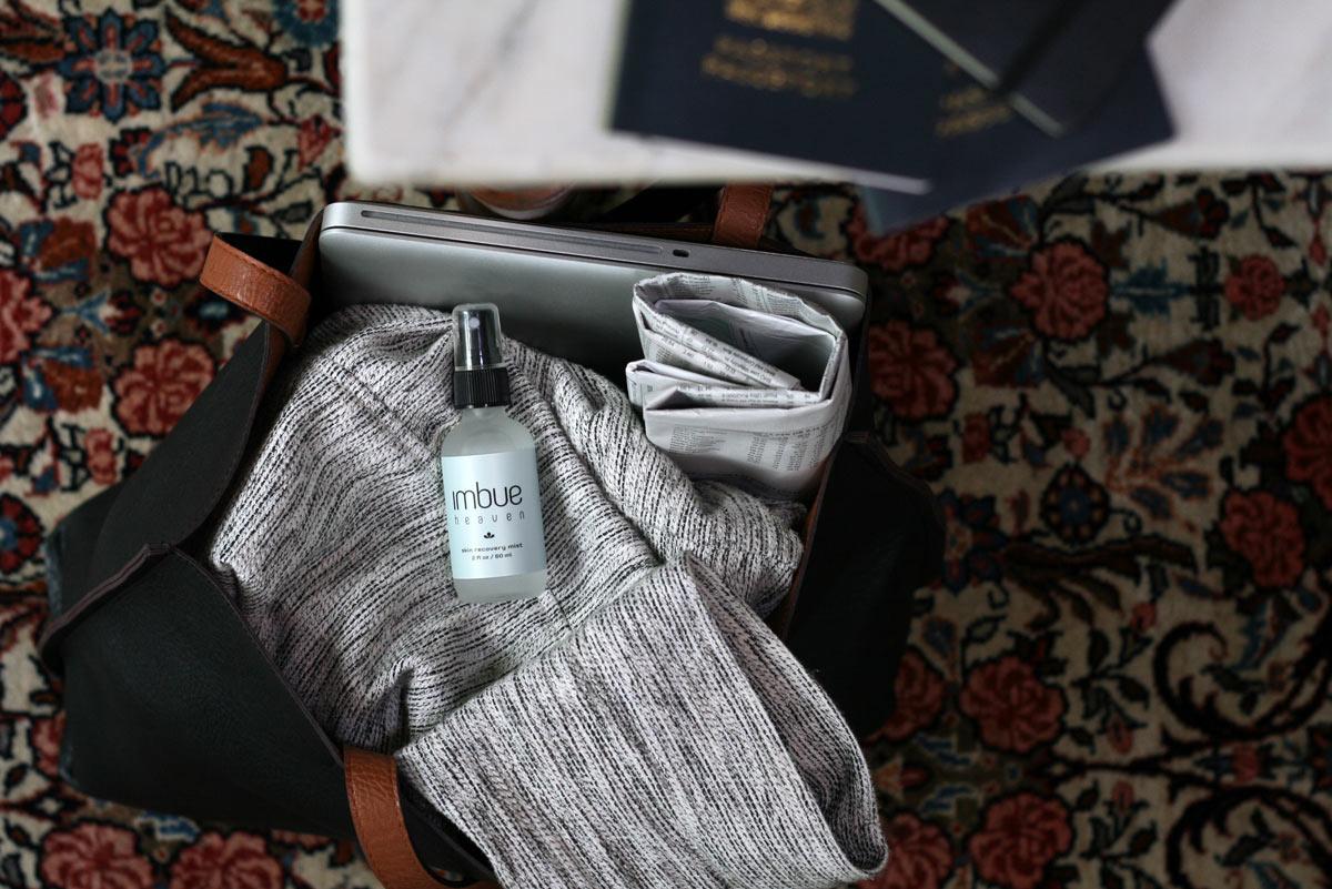 Imbue Goods - Heaven in Traveling Bag