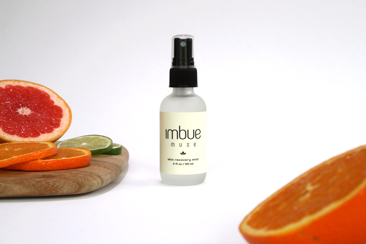 Imbue Goods - Muse with citrus