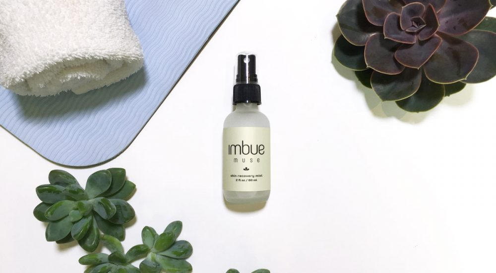 Imbue Goods - Muse with yoga matt