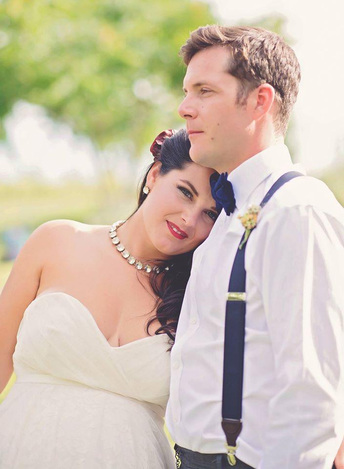 Kathryn Ramsay Esthetics - Mandy and Adam Wedding