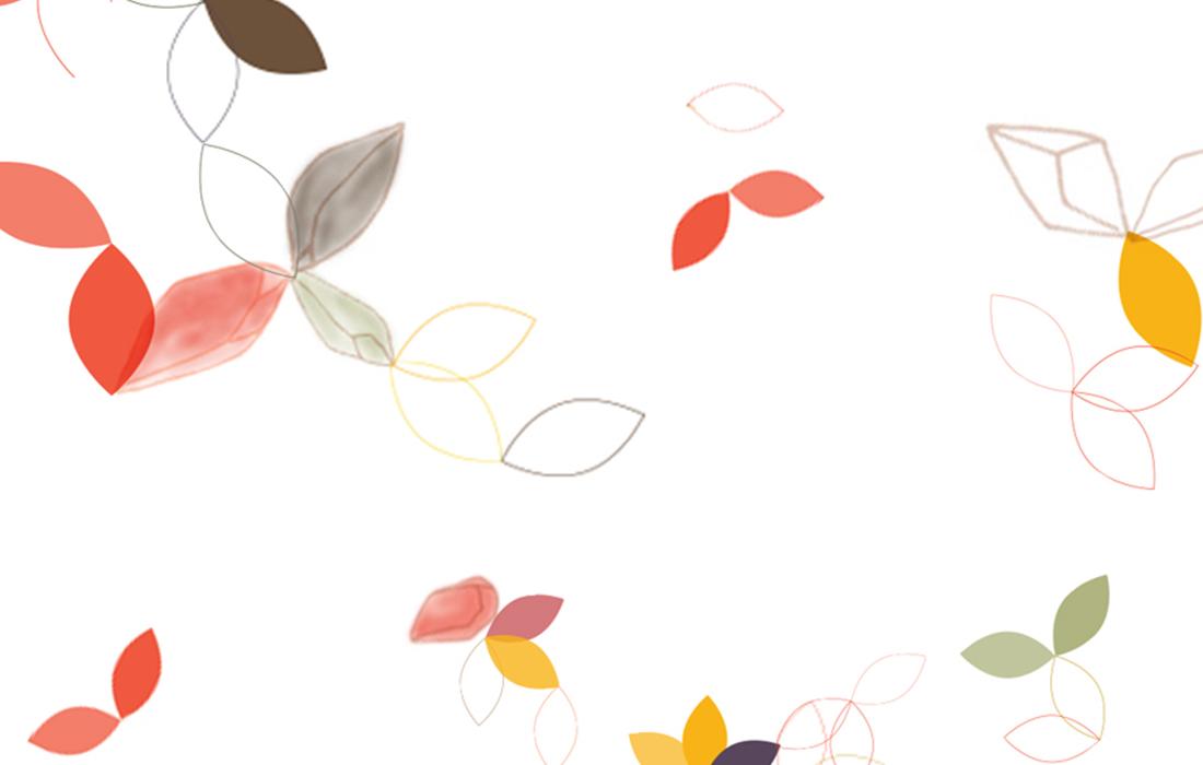Pastiche - custom illustrations - colours
