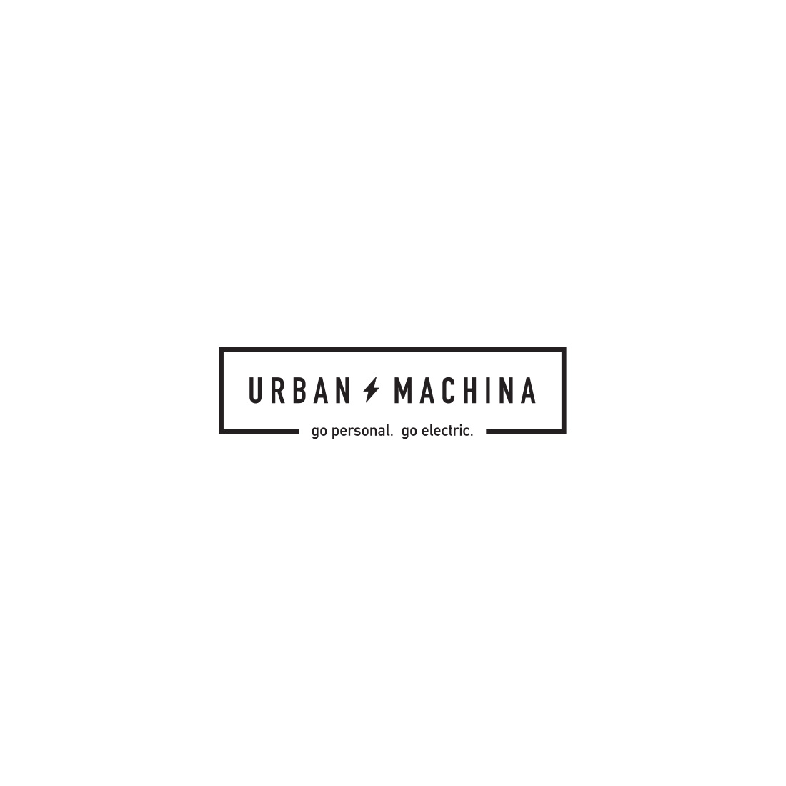 Urban Machine Logo - electric bikes vancouver