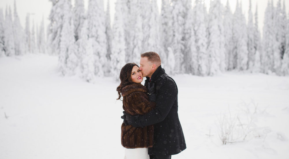 Kathryn Ramsay Esthetics - Winter Wedding - Kala and Jason Brown