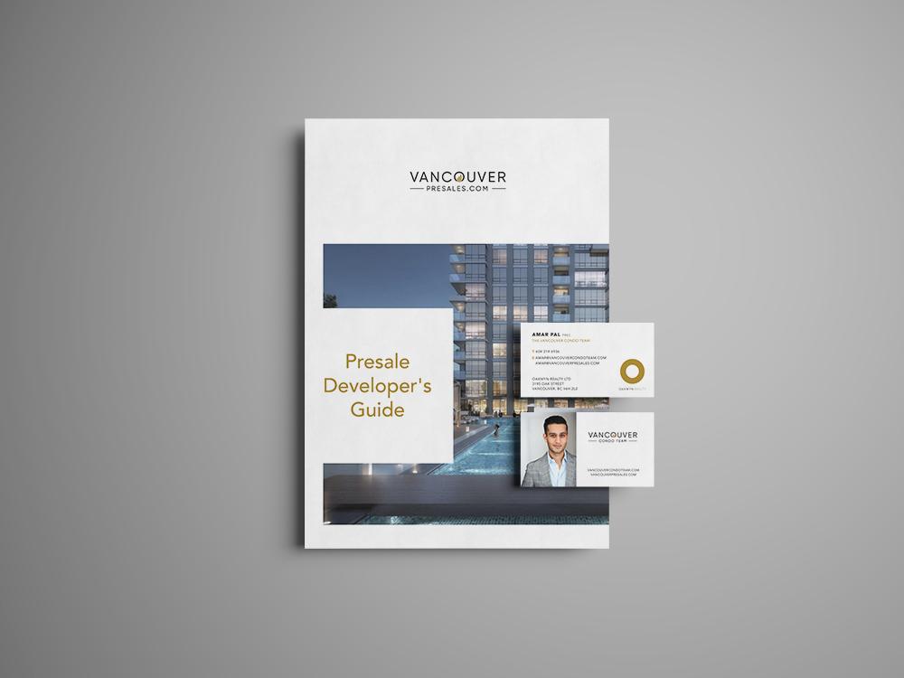 Vancouver Presales - Stationery