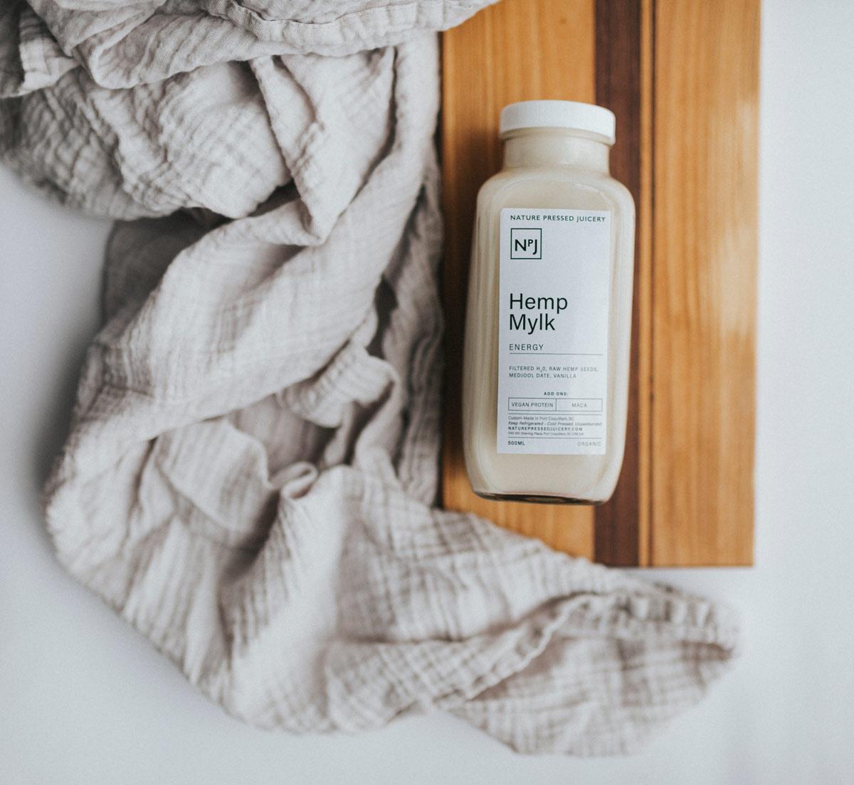 Almond Mylk by Nature Pressed Juicery