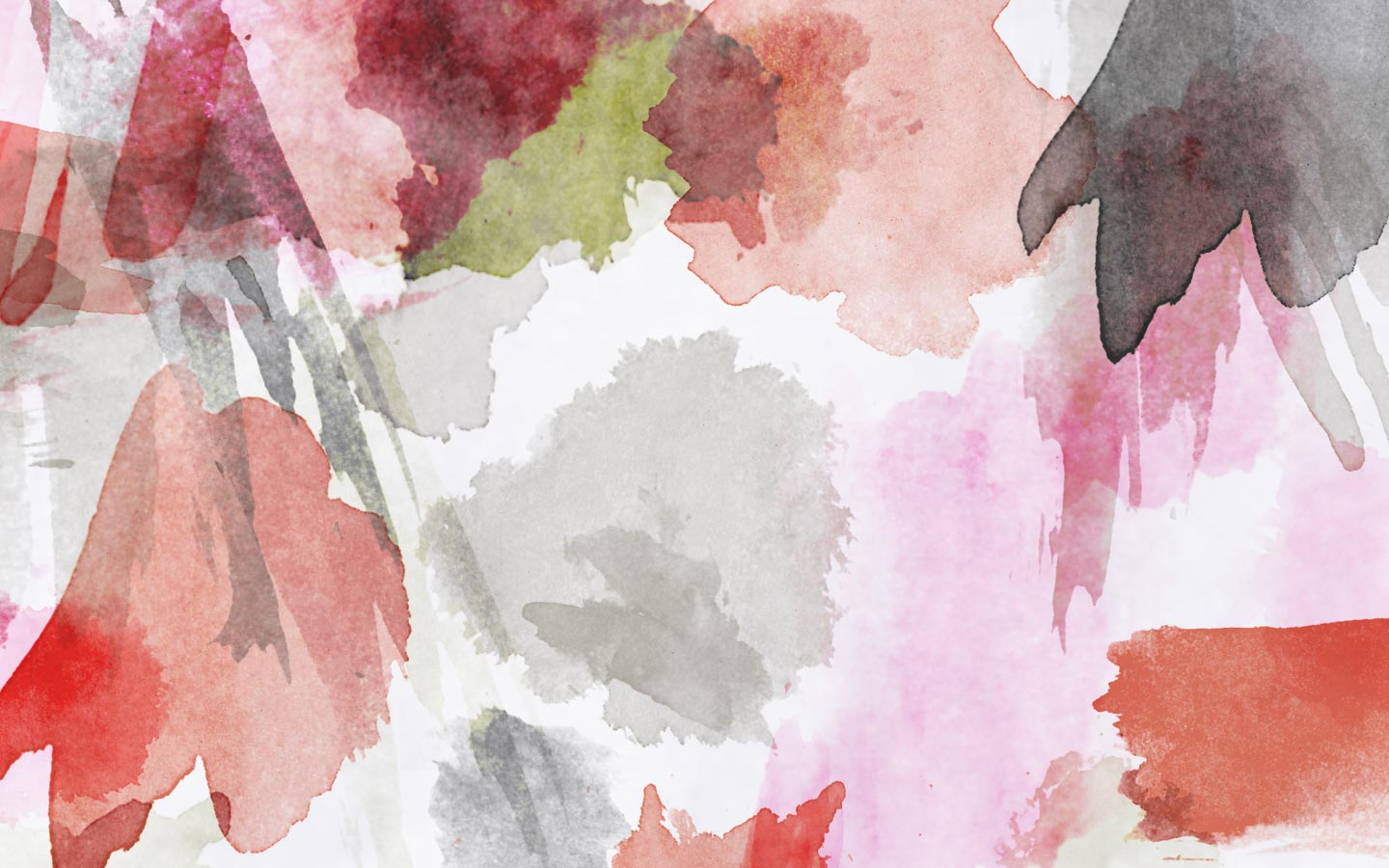 Nature Pressed Juicery - Watercolour Juice Abstract Design