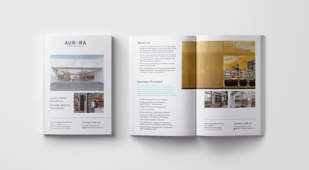 Aurora Glazing Solutions Brochure