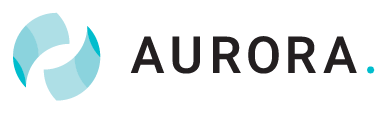 Aurora Glazing Solutions logo secondary
