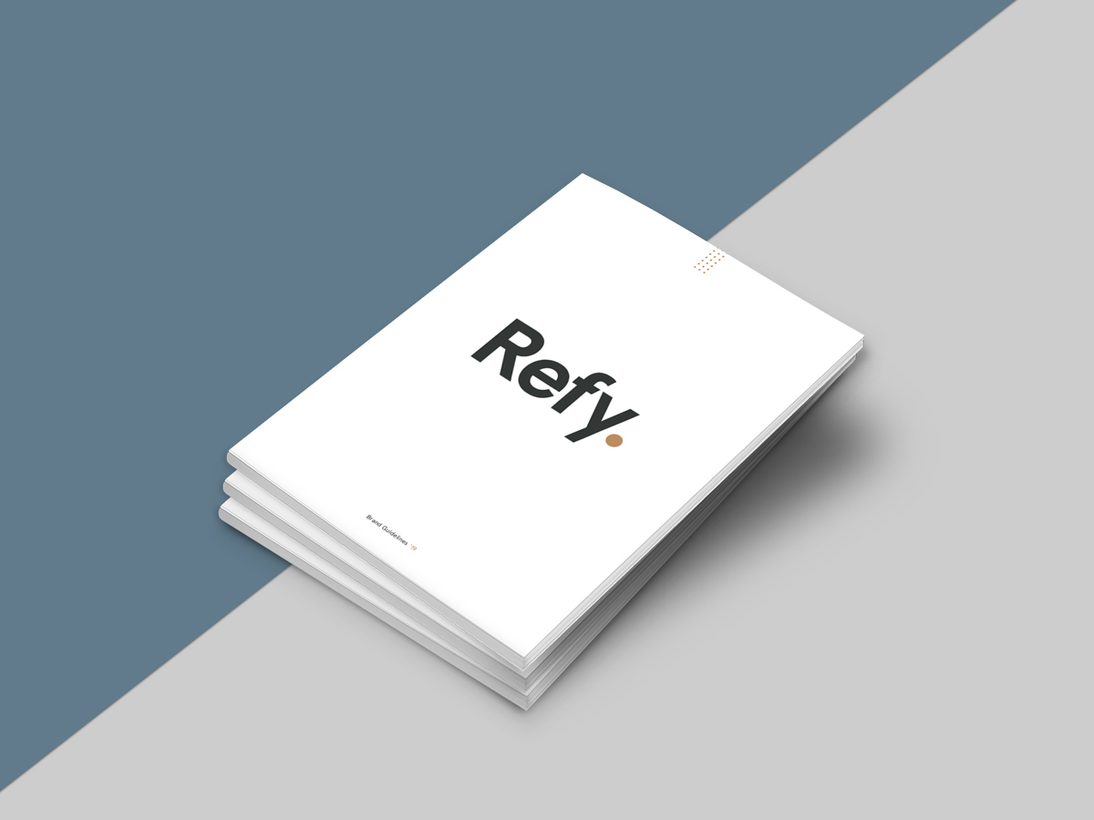 Refy Brand Guidelines 2019