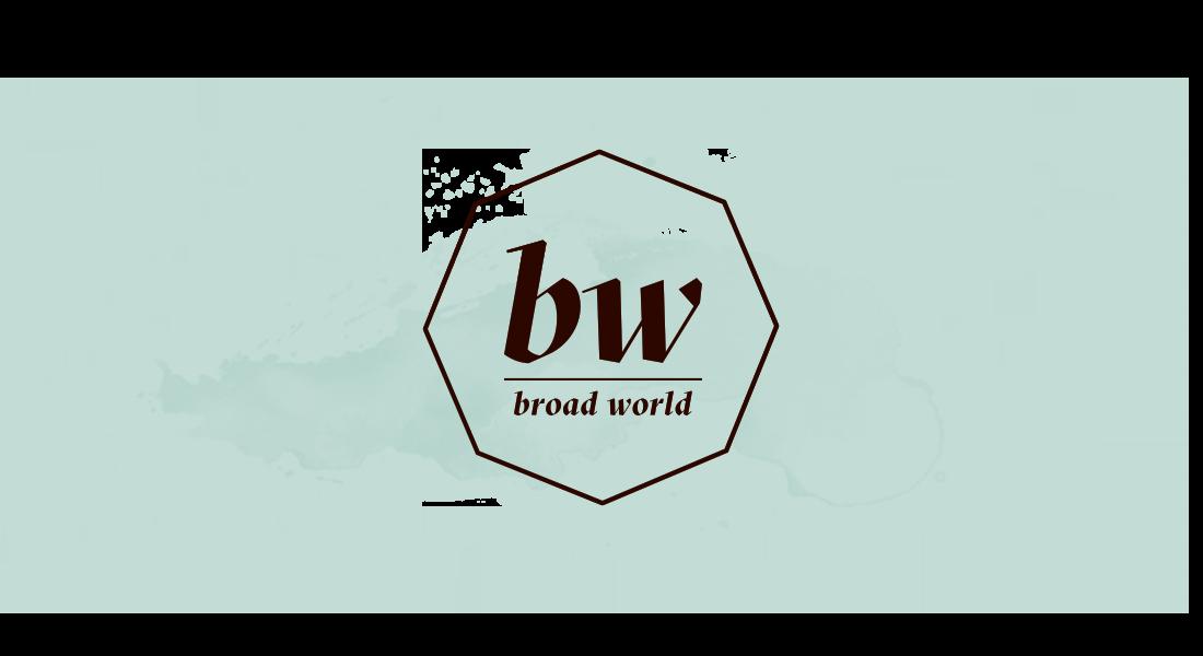 Broad World logo