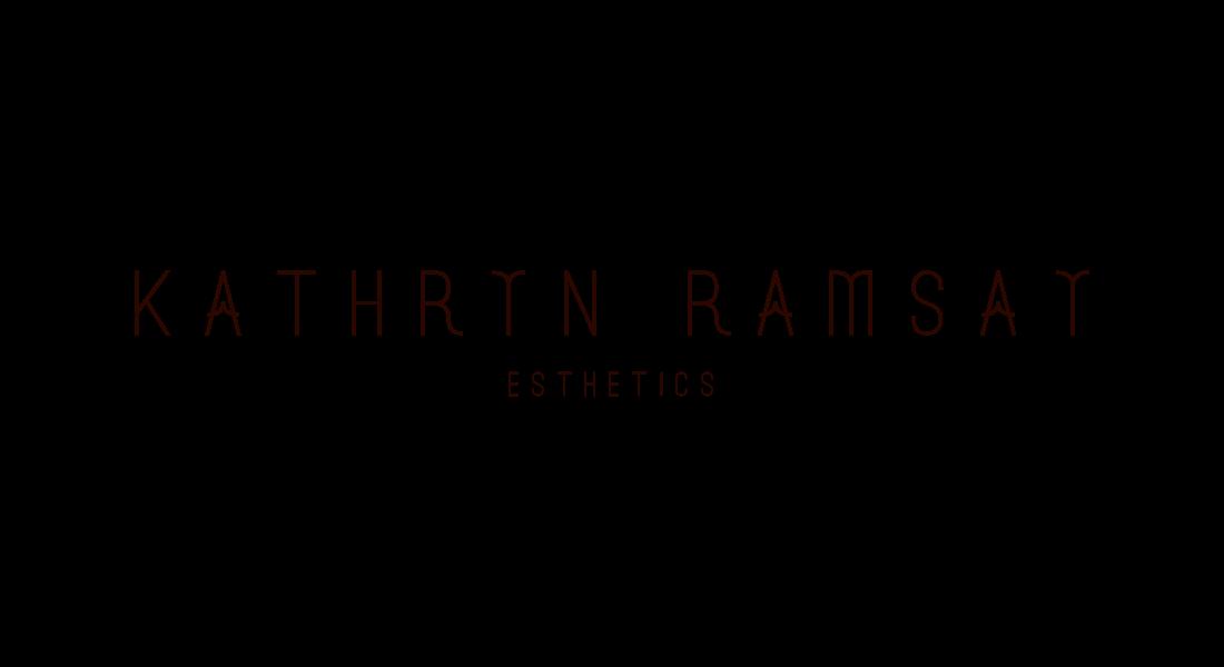 Kathryn Ramsay Esthetics - Logo