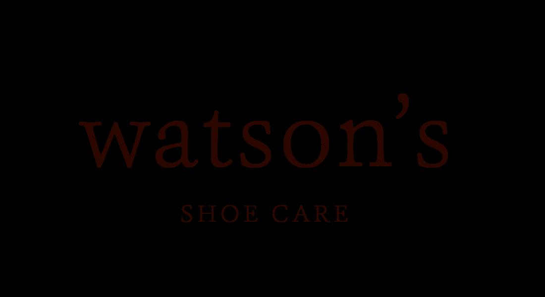 Watson's Shoe Care