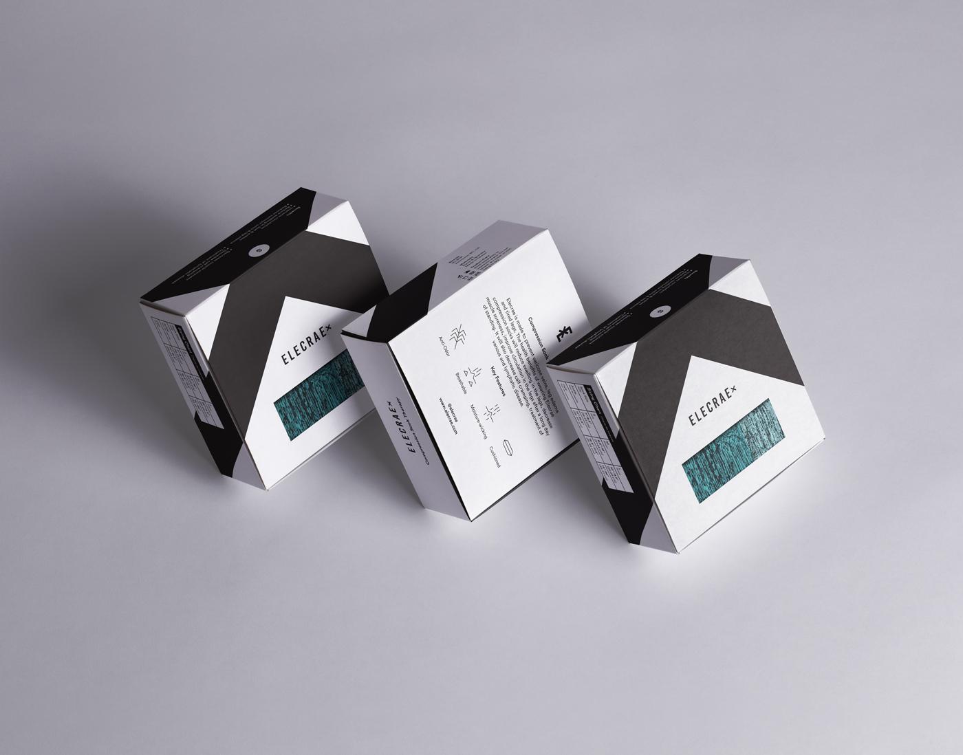 Elecrae Packaging Box for Compression Socks