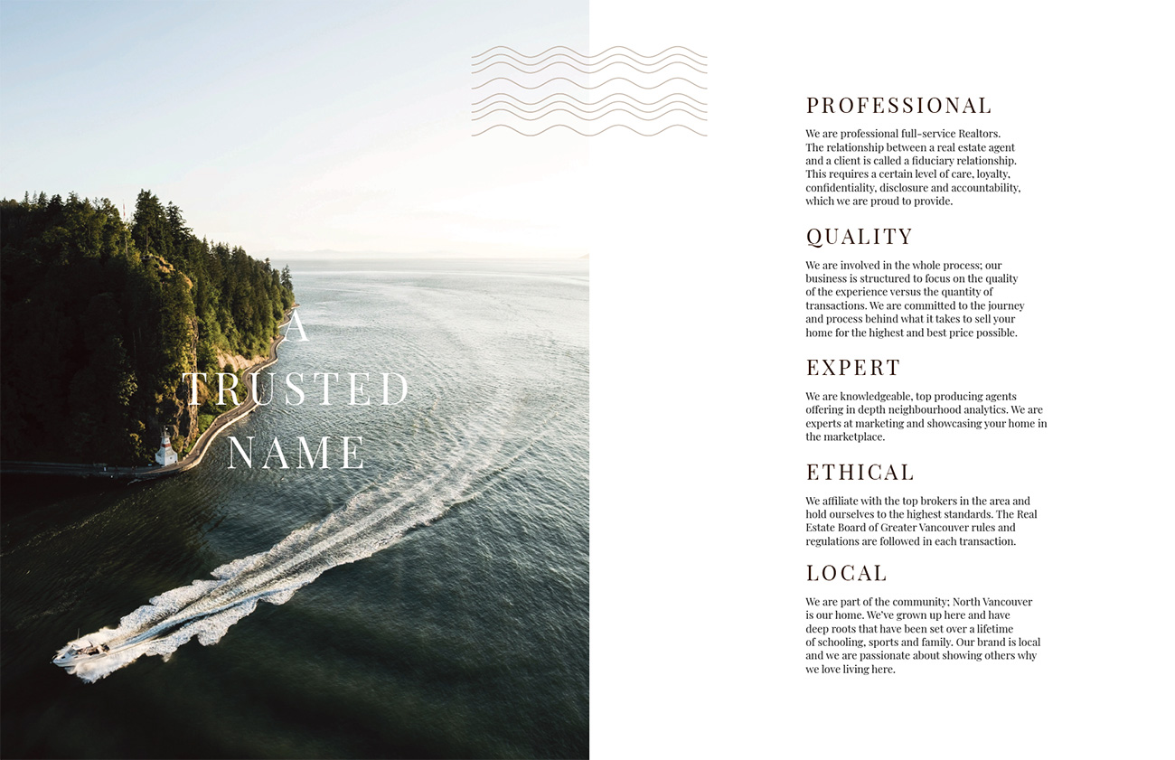 North Vancouver Real Estate Booklet