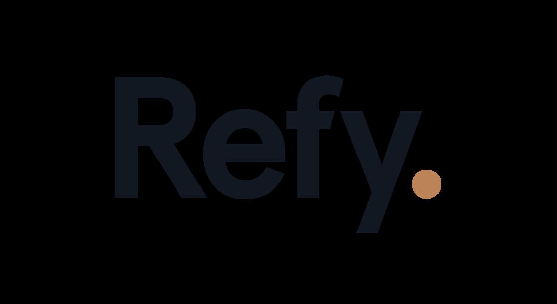 Refy Financing - Logo