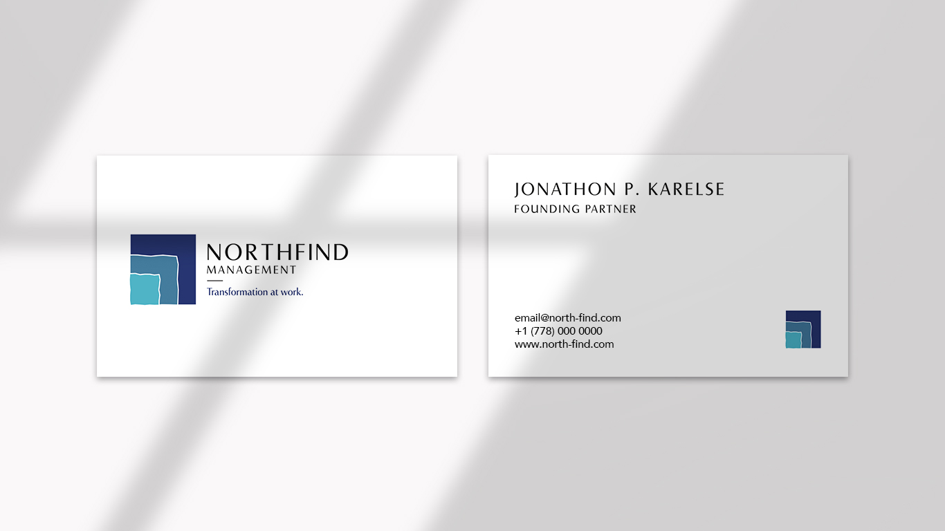 NorthFind Management - Business Cards