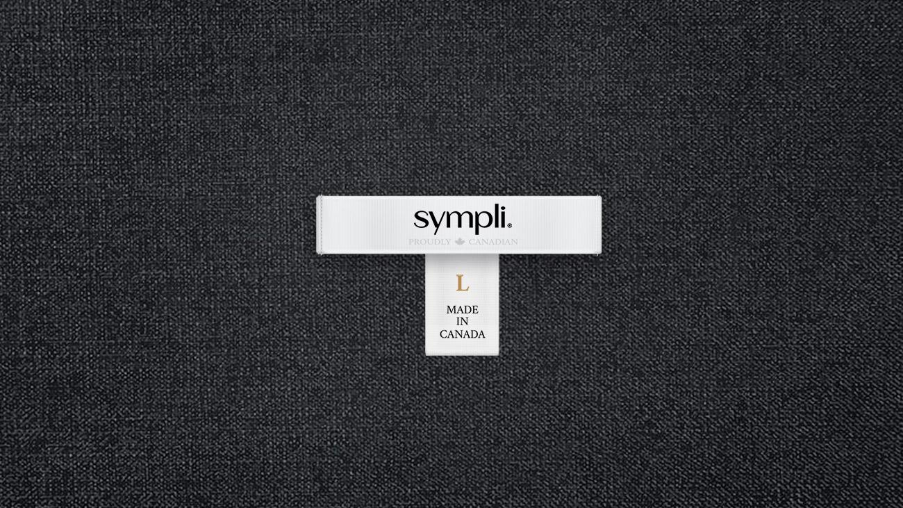 Sympli clothing labels
