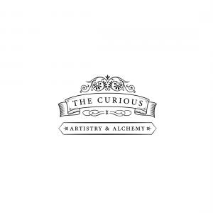 The Curious Cafe Logo