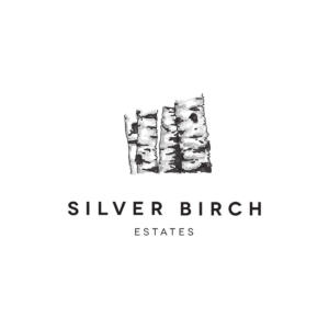 Silver Birch Estates- Real Estate property logo in the Okanagan